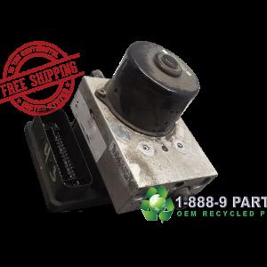ABS 14-16 GRAND CHEROKEE DURANGO ANTI LOCK BRAKE SYSTEM MODULE MOPAR GENUINE